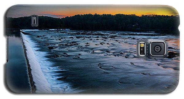 Savannah Rapids Sunrise - Augusta Ga Galaxy S5 Case