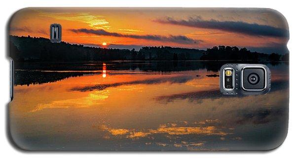 Savannah River Sunrise - Augusta Ga 2 Galaxy S5 Case