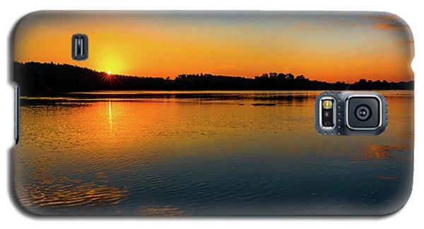 Savannah River Sunrise - Augusta Ga Galaxy S5 Case