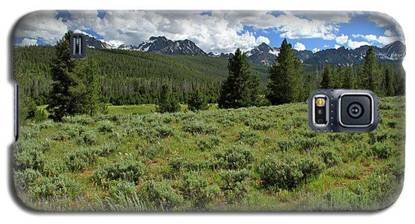 Sawtooth Range Crooked Creek Galaxy S5 Case