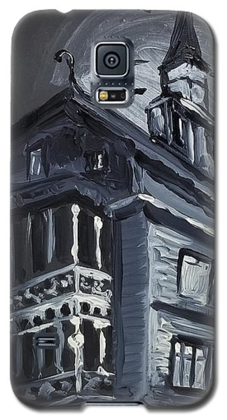 Scary Old House Galaxy S5 Case