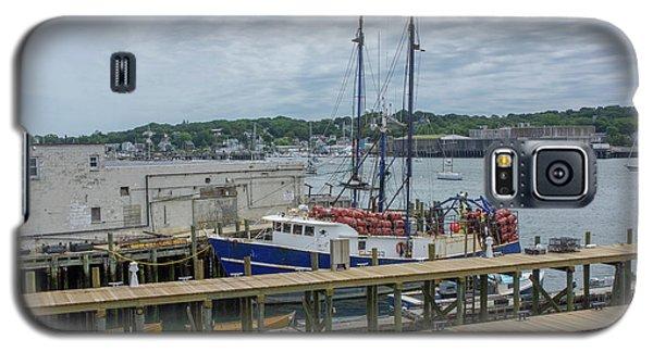 Scenic Harbor Galaxy S5 Case