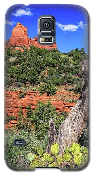 Schnebly Hill View, Sedona Galaxy S5 Case