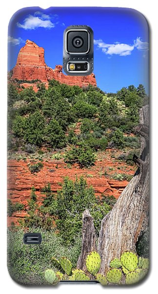 Schnebly Hill View, Sedona Galaxy S5 Case