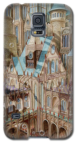 Science City Galaxy S5 Case