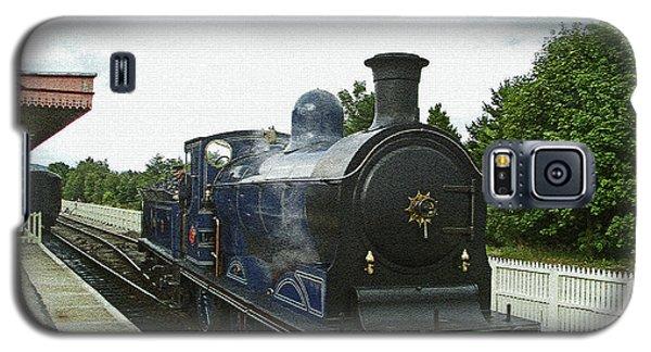 Scotland. Aviemore. Strathspey Railway. Galaxy S5 Case