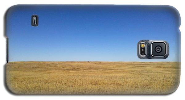 Sea Of Grass Galaxy S5 Case