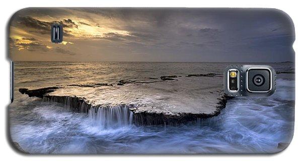 Sea Waterfalls Galaxy S5 Case