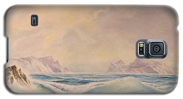 Sea Waves Galaxy S5 Case