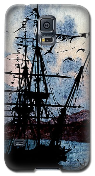 Seafarer Galaxy S5 Case