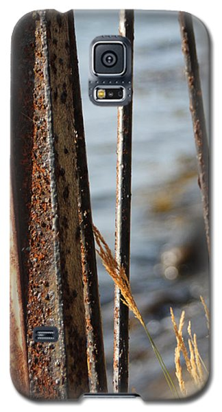 Seaview Through The Fence Galaxy S5 Case