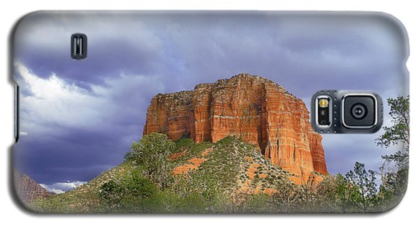 Devil's Mountain Galaxy S5 Case