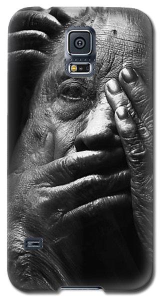 See No Evil Hear No Evil Speak No Evil Galaxy S5 Case