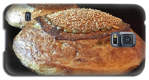 Seeded White And Rye Sourdough 2 Galaxy S5 Case