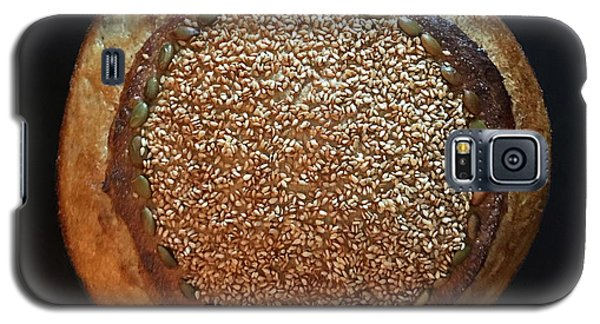 Seeded White And Rye Sourdough Galaxy S5 Case
