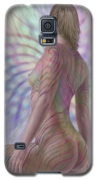 Seeing Phyllotaxis Galaxy S5 Case