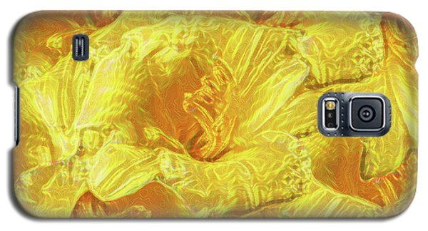 Selective Yellow Lilies Galaxy S5 Case