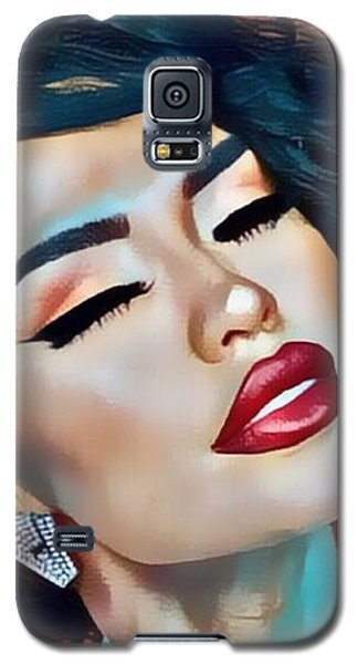 Selena Is Dreaming Of You Galaxy S5 Case