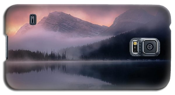 September Sunrise Banff Galaxy S5 Case