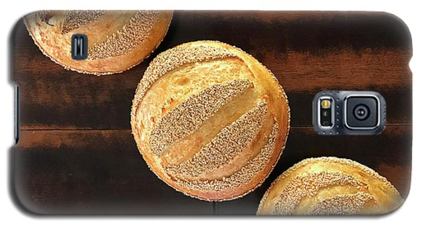Sesame Seed Stripes 1 Galaxy S5 Case