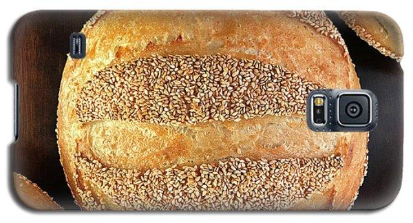 Sesame Seed Stripes 4 Galaxy S5 Case