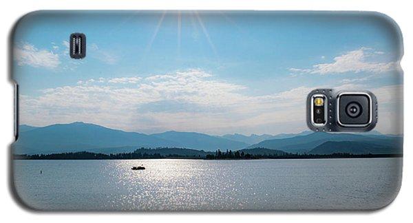 Shadow Mountain Lake Galaxy S5 Case