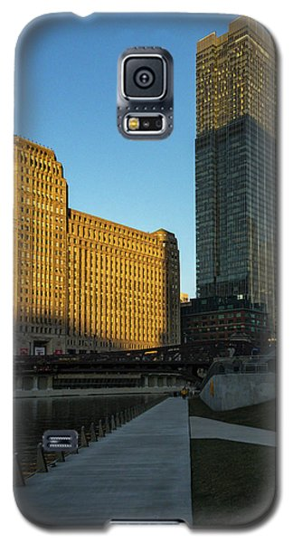 Shadows Of The City Galaxy S5 Case