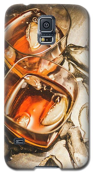 Icy Galaxy S5 Case - Shaken Not Stirred by Jorgo Photography - Wall Art Gallery