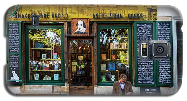 Shakespeare And Company Bookstore Galaxy S5 Case