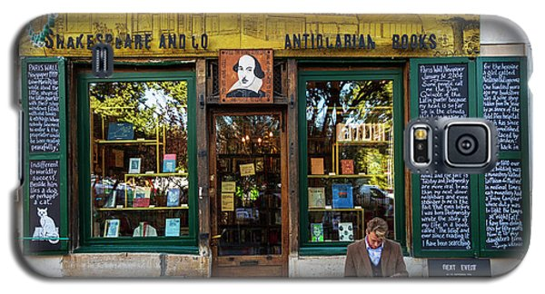 Shakespeare And Company Bookstore Galaxy S5 Case