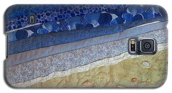 She Sews Seashells On The Seashore Galaxy S5 Case