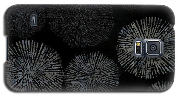 Shibori Sea Urchin Burst Pattern Galaxy S5 Case