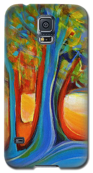 Shimmering Whispers Galaxy S5 Case