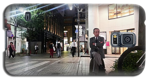 Shinjuku Man Galaxy S5 Case