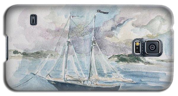 Ship Sketch Galaxy S5 Case