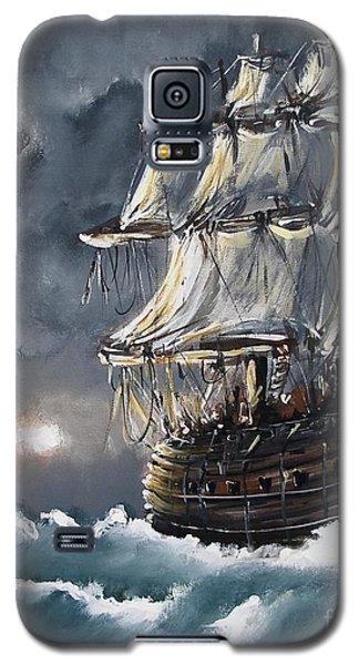 Ship Voyage Galaxy S5 Case