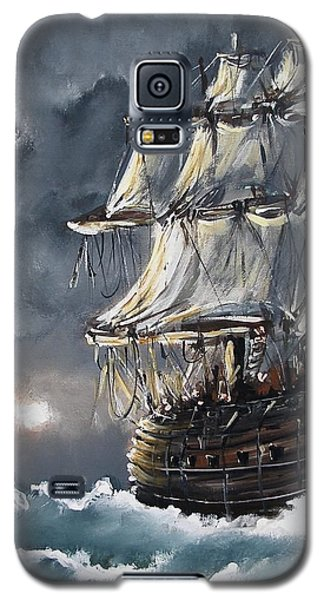 Ship Voyage Galaxy S5 Case