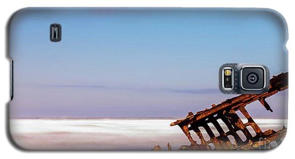 Ship Wreck Galaxy S5 Case