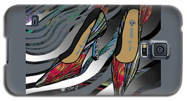 Shoes By Joan - Dragon Fly Wing Pumps Galaxy S5 Case