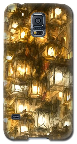 Shopping For Lighting Galaxy S5 Case
