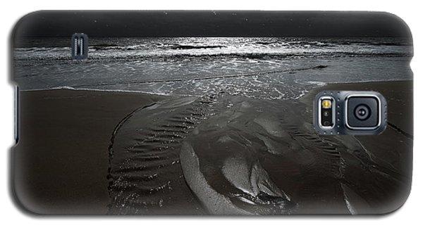 Shore Of The Cosmic Ocean Galaxy S5 Case
