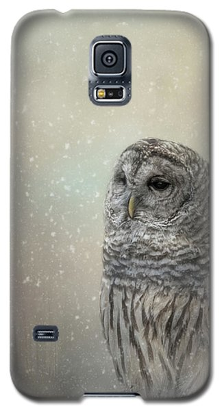 Silent Snow Fall Galaxy S5 Case