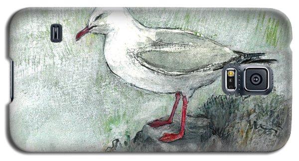 Silver Gull Galaxy S5 Case