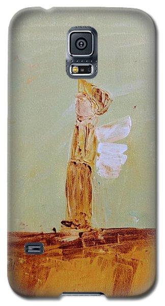 Simply Sweet Angel Boy Galaxy S5 Case