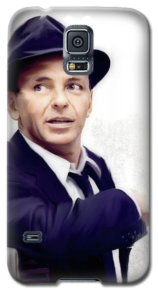 Frank Sinatra Sinatra Galaxy S5 Case