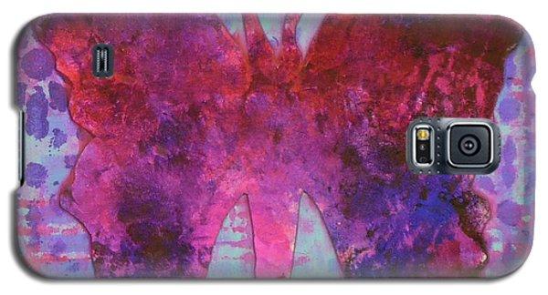 Sing Butterfly Galaxy S5 Case