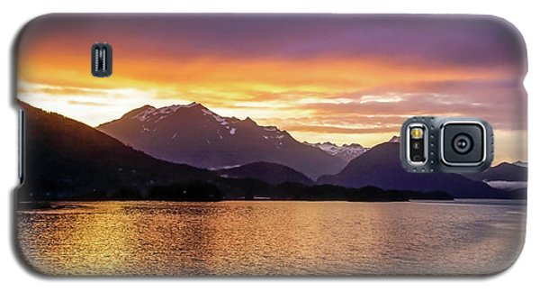 Sitka Sunrise Galaxy S5 Case