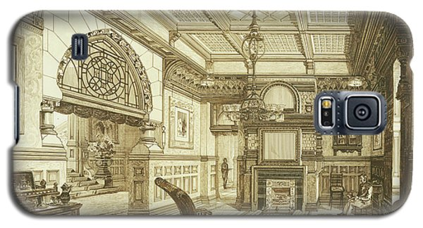 Sitting Room Of Bardwold, Merion Pa Galaxy S5 Case