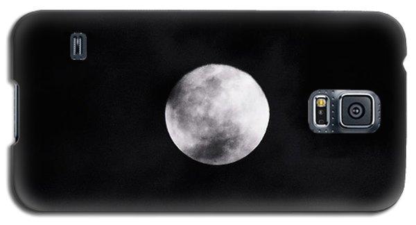 Skull Moon Galaxy S5 Case