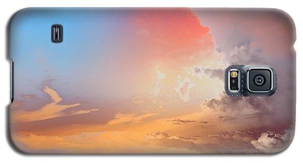 Sky Fight Galaxy S5 Case